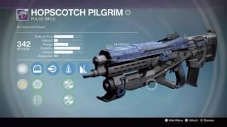 getlinkyoutube.com-Destiny: God roll hopscotch pilgrim!!!