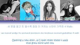 getlinkyoutube.com-f(x) (에프엑스) - 4 Walls (Color Coded Han|Rom|Eng Lyrics) | by YankaT