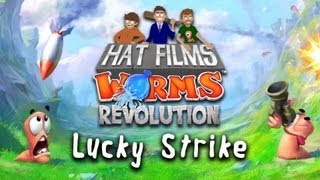 getlinkyoutube.com-Worms Revolution - Lucky Strike