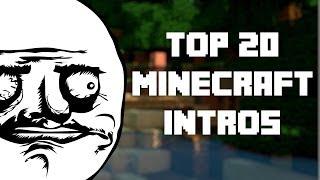 getlinkyoutube.com-20 Minecraft Intro Templates (Windows Movie Maker)
