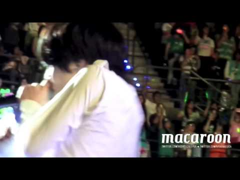 [FANCAM] 140404 SHINee World in Mexico - Colorful