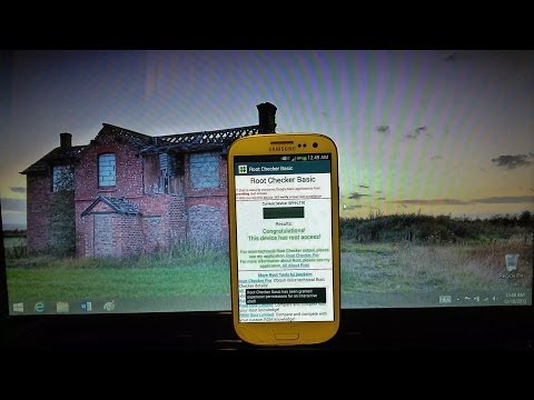 How To Root Samsung Galaxy S3 4.3 / Disable KNOX
