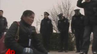getlinkyoutube.com-China Executes Two in Tainted Milk Scandal