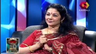 Shanthi Krishna sings 'Oru Vattam Koodiyen'
