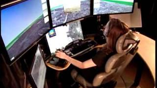 getlinkyoutube.com-UAV Predator / Reaper target destruction GCS (Ground Control Station) Operations