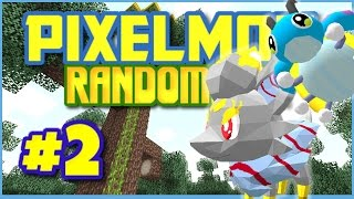 Pixelmon Randomizer S3 ★ LOST IN THE WOODS! Episode 2 (Minecraft Roleplay)