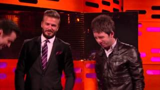 getlinkyoutube.com-Noel Gallagher Live Ballad of the Mighty I + Interview The Graham Norton Show