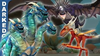 getlinkyoutube.com-Spore - Dragon Timeline 2008-2016