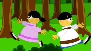 getlinkyoutube.com-Promenons-nous dans les bois