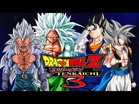 Dragon ball z budokai tenkaichi 3 pcsx2 mods