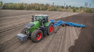 Fendt 1050 with Lemken Heliodor 1200
