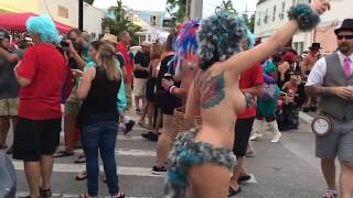 Fantasy Fest 2016 - Florida Erotizm Festivali