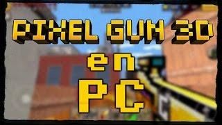PIXEL GUN 3D EN PC | TUTORIAL | Pixel Gun 3D 11.0.0 apk | enriquemovie