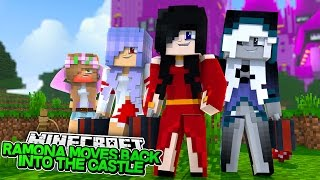 RAMONA IS BACK WITH A VENGEANCE ! Minecraft Royal Family w/LittleKellyandCarly