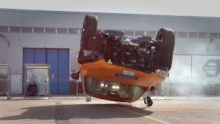 getlinkyoutube.com-► 2015 Volvo XC90 - CRASH TEST