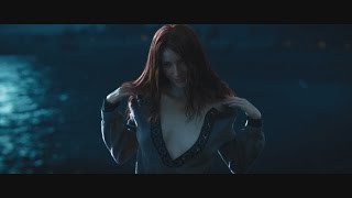 getlinkyoutube.com-The Witcher 3 Wild Hunt - Launch Cinematic ROMANCE sex scene ?