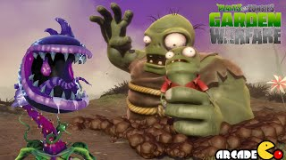 getlinkyoutube.com-Plants Vs. Zombies: Garden Warfare All Special Boss Wave Cutsenses