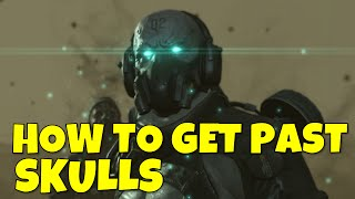 getlinkyoutube.com-Metal Gear Solid 5: Get Past Skulls - Completed the mission without being discovered by the Skulls!