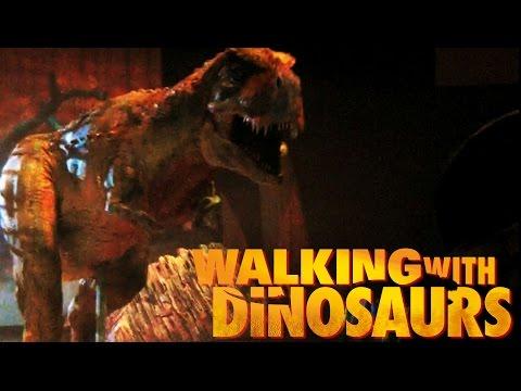 Caminando entre Dinosaurios - Walking with Dinosaurs - Putovani s dinosauri
