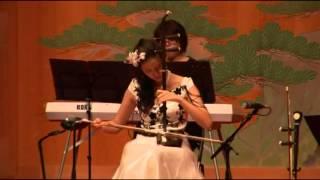 getlinkyoutube.com-♪ツィゴイネルワイゼン 張日妮(チャン・ヒナ)