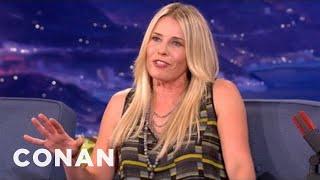 getlinkyoutube.com-Chelsea Handler Is A Very Sexual Person - CONAN on TBS