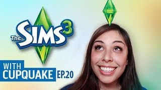 "getlinkyoutube.com-""A NEW HOME"" Sims 3 Ep.20 W/ Cupquake"