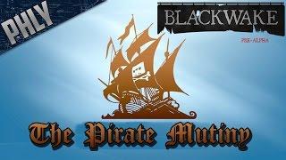 getlinkyoutube.com-BLACKWAKE - MUTINY ON THE SHIP! - BlackWake Alpha Gameplay