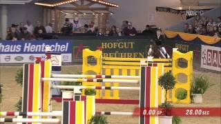 getlinkyoutube.com-Janne-Friederike Meyer - Grace - GP 1.60 CSI3* Hannover 2012