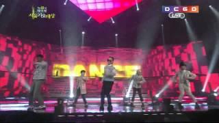 getlinkyoutube.com-Bad Boy & Fantastic Baby @ Seoul Music Awards 130131