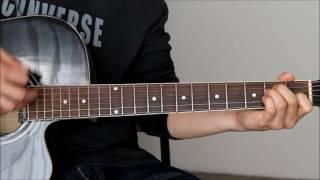 Soapdish - Pwede Ba Guitar Tutorial