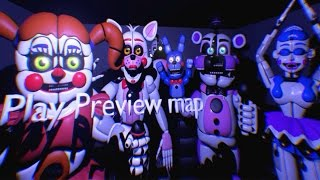 PRIVATE ROOM 3D!! Five Nights at Freddy's: Sister Location