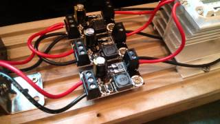 getlinkyoutube.com-30W RGB LED with 3x 1W Driver Module - Catching Fire