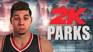 getlinkyoutube.com-Park Adventures - NBA 2k15 Ep.1