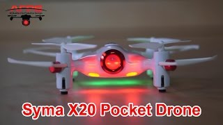 Syma X20 Pocket Drone with Altitude Hold