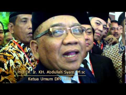 LDII Rapimnas 2014 Jokowi Prabowo