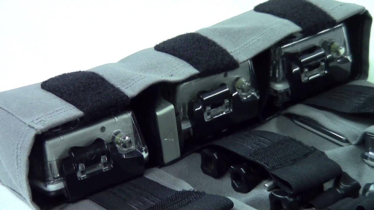 En väska för alla dina GoPro-grejer -Johan Lyckaro