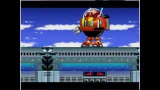 getlinkyoutube.com-Sonic BTS'12 Final Boss and Ending (MASSIVE SPOILERS)