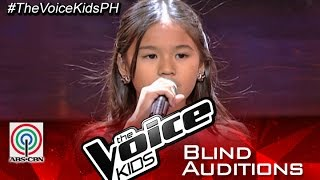 "The Voice Kids Philippines 2015 Blind Audition: ""Do You Want To Build A Snowman?"" by Bianca"