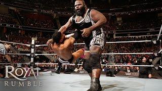 getlinkyoutube.com-Fatal 4-Way Royal Rumble Qualifying Tag Team Match: Royal Rumble 2016 Kickoff
