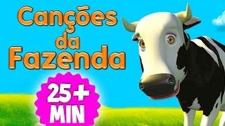 Mix As Canções da Fazenda do Zenon - Músicas Compiladas