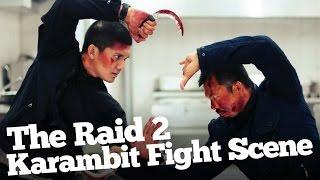 getlinkyoutube.com-[BEST!] The Raid 2 Karambit Fight Scene