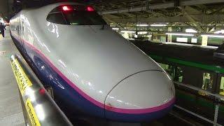 getlinkyoutube.com-E2系 とき344号 グリーン車 越後湯沢→東京 2016.05.06