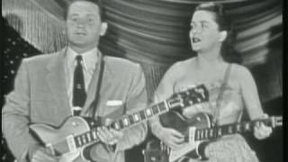getlinkyoutube.com-Les Paul & Mary Ford- Live Medley