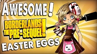 getlinkyoutube.com-Borderlands The Pre-Sequel: 5 Awesome Easter Eggs! (Excalibur Sword, Star Wars, Monolith, and More)