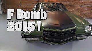8 Sec. F Bomb Camaro Returns to the track.  David Freiburger's Daily Driver!  NRE's Tom Nelson