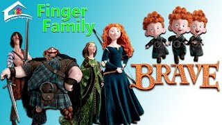getlinkyoutube.com-Brave finger family | Super Simple Finger Family - children songs - nursery rhymes