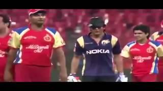 IPL 2015 Shahrukh Khan Playing match KKR vs RCB