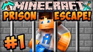 """Minecraft PRISON ESCAPE V2 - Episode #1 w/ Ali-A! - """"HELP ME!"""""""