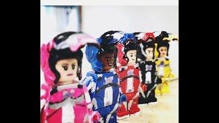getlinkyoutube.com-Power Rangers Trailer (LEGO)