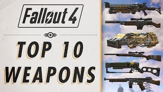 getlinkyoutube.com-Fallout 4 - Top 10 Weapons